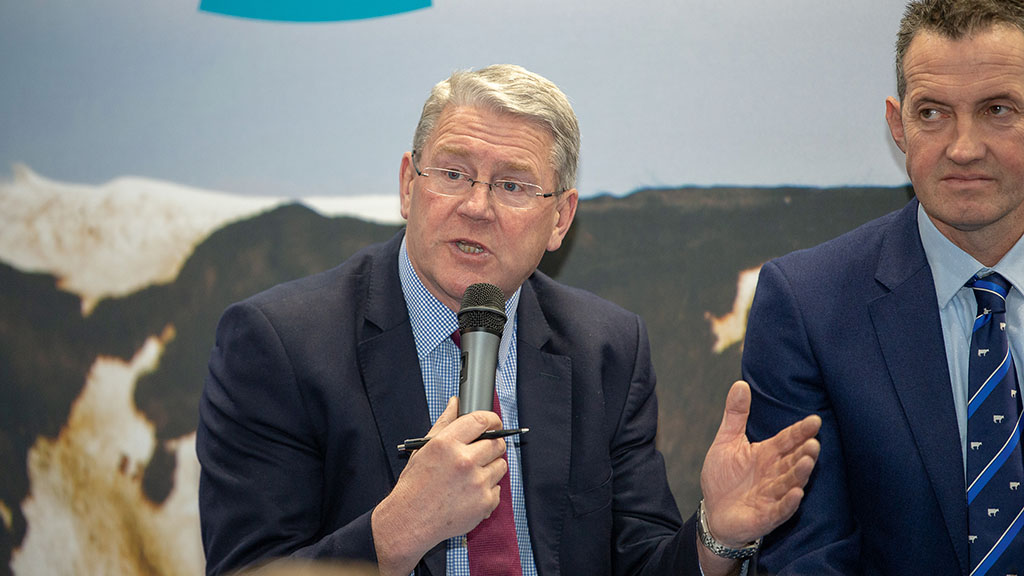 Peter Kendall: 'Prioritising productivity to push agriculture to the next level'