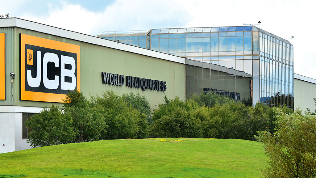JCB halts production across its UK sites as global demand for machines drops due to coronavirus