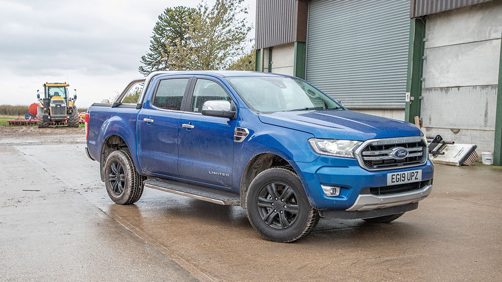 Latest Ranger gets a 2.0 EcoBlue engine and 10-speed auto 'box.