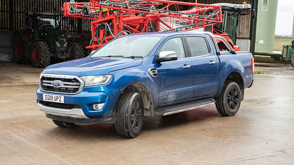 On-test: Ford refines latest generation Ranger pickup