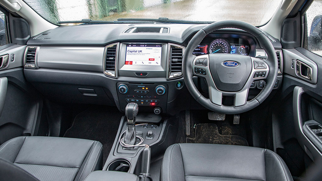 Revised interior brings subtle changes, CarPlay function now replaces integral sat-nav.