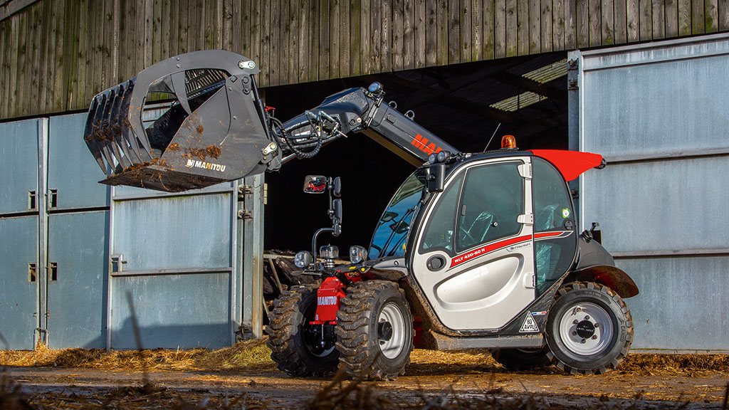 On-test: Manitou's latest MLT420-60H compact telehandler gets to work