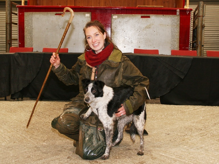 New world sheep dog record set at Skipton