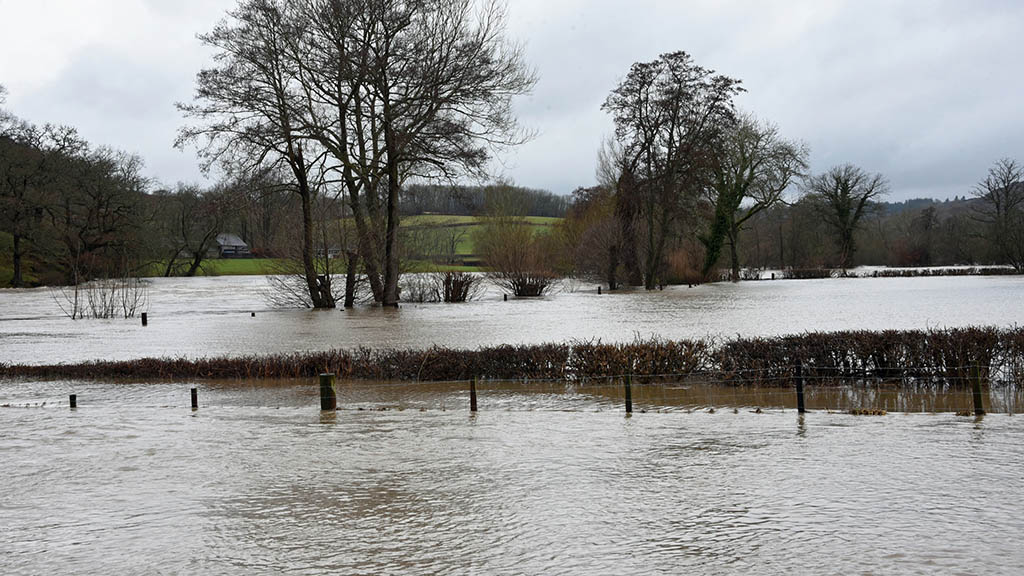 Flood-hit farmers pull together as severe weather disruption continues