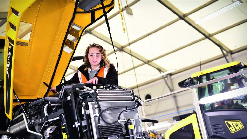 """Agricultural engineering is so important to the younger generation"""