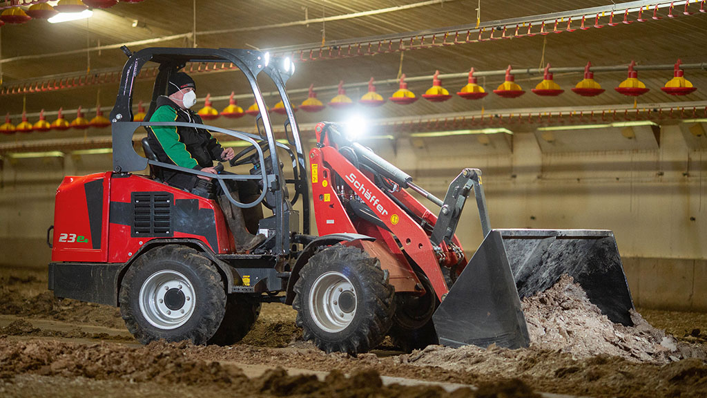 On-test: Is Schaffer's fully electric 23e compact loader the future in a diesel dominated world?