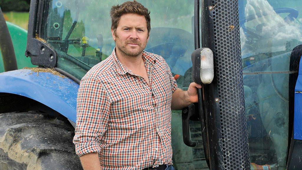 In Your Field: James Powell - I will resurface in to society after lambing, sleepy eyed and dishevelled