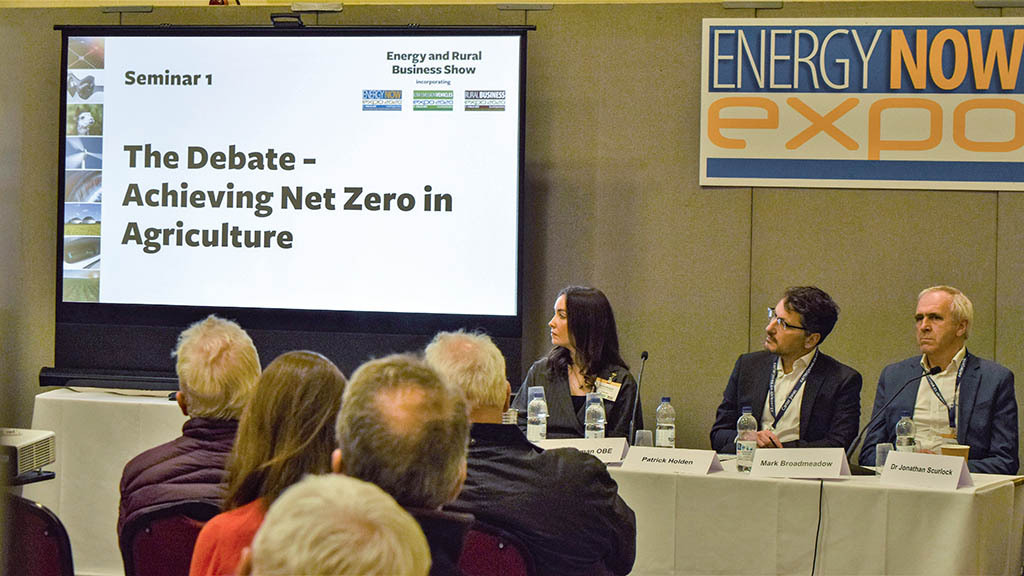 'COP26 effect' will benefit UK farm businesses as industry heads for net zero target