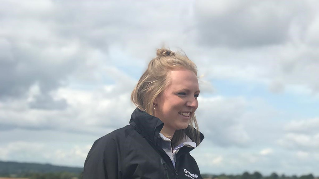 Young Farmer Focus: Amy Bere – 'Farmers need to educate the general public about sustainably produced food'