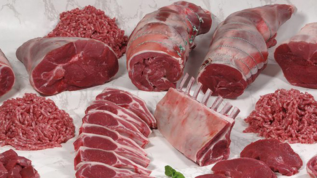 Southerners spend the most at the butchers'
