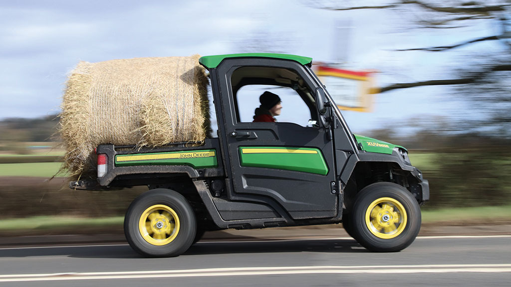 Review: John Deere's £30,000 R Series gator tested