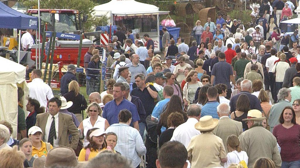 Cancellation fears for 2021 agricultural shows