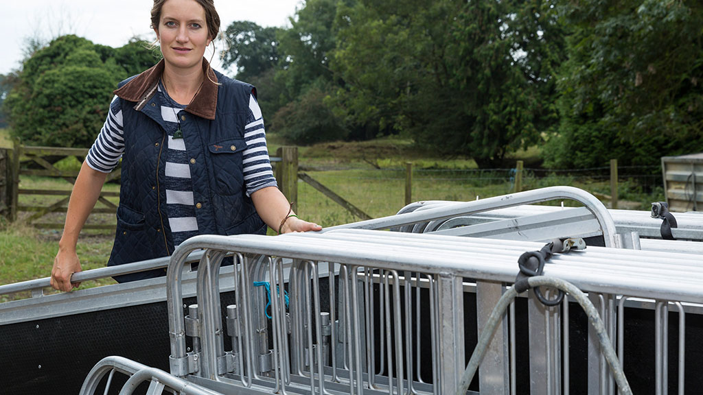In Your Field: Marie Prebble - 'I am doing a sheep shearing world record attempt'