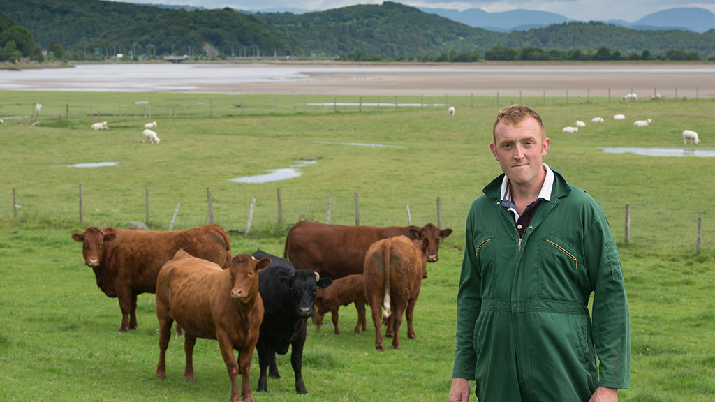 In Your Field: Will Case - 'Writing for Farmers Guardian has given me some great experiences'