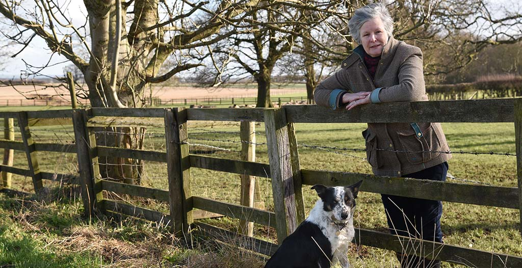 Backbone of Britain: Supporting Yorkshire's countryside community