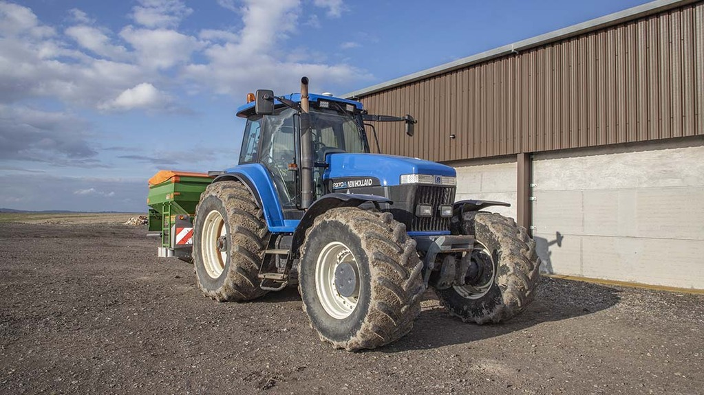 Buyer's guide: Things to look for in a classic Ford/New Holland Genesis tractor