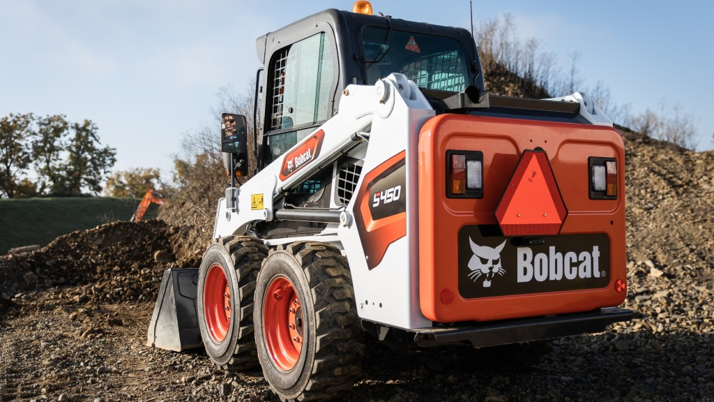 Bobcat sees strong growth during 2019 with telehandler and skid steer sales increasing