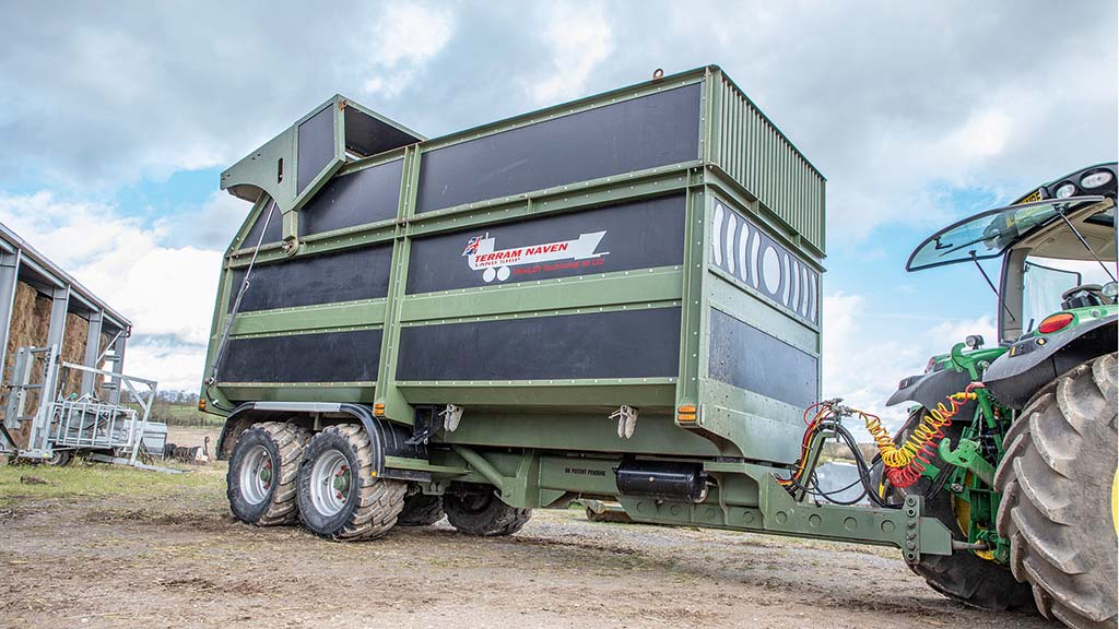 Buckinghamshire engineer reinvents the trailer with own unique design