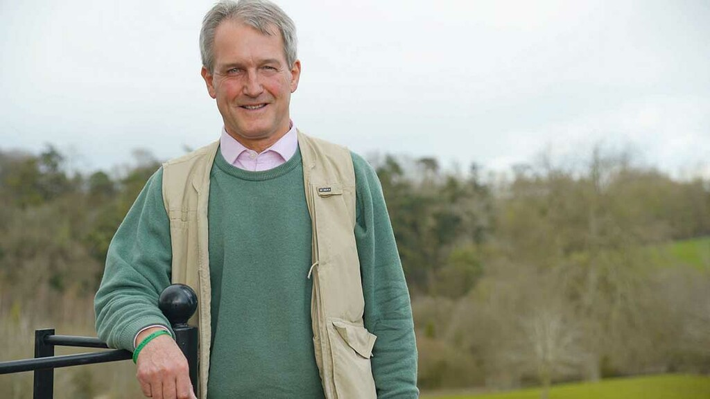 Farming matters: Owen Paterson - 'Free trade is a huge opportunity the UK must seize'