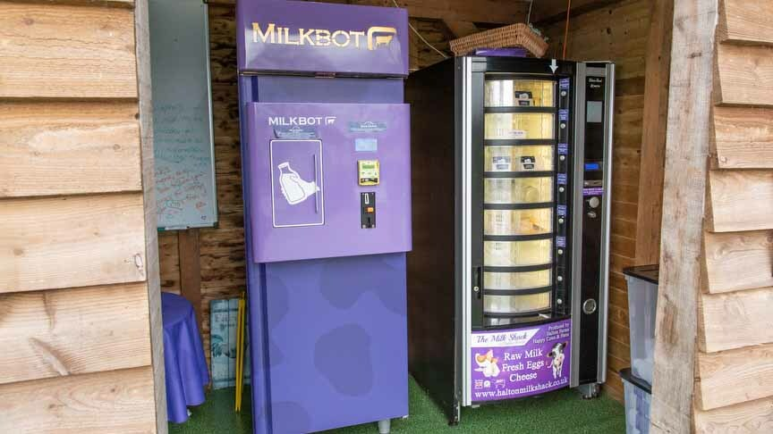 On-farm vending machines proving popular