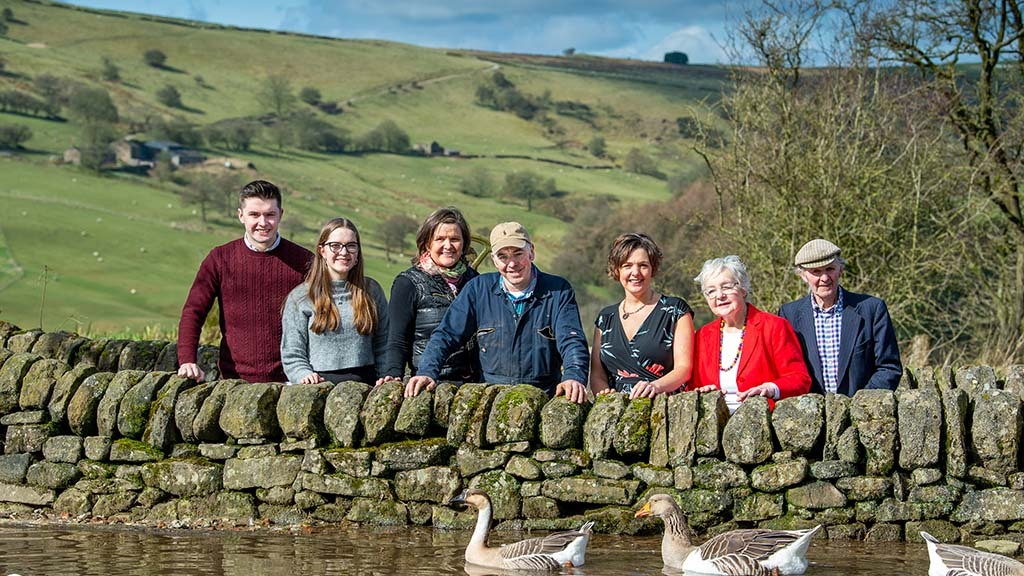 Hill farming family remain at heart of farm business, thanks to diversification