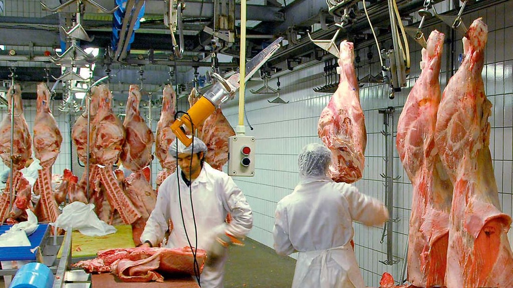78 meat factory workers test positive for Covid-19