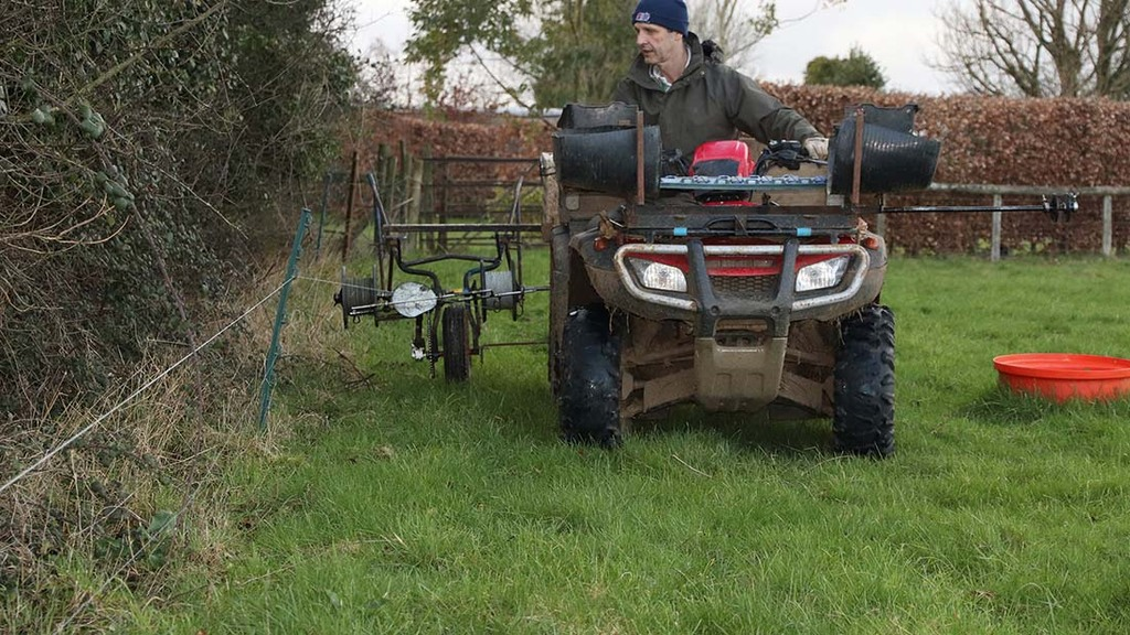 Workshop Tips: Quad bike modifications make temporary electric fencing easier