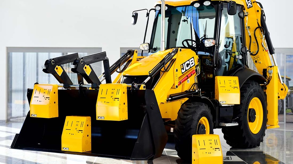 JCB factory to start producing ventilators to combat Covid-19