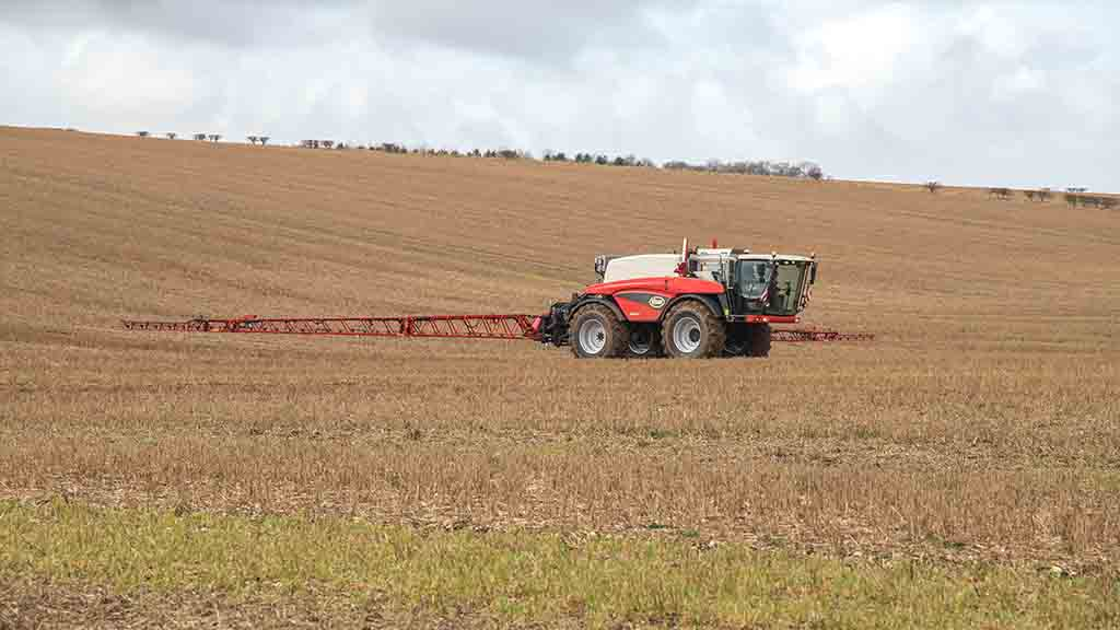 Vicon and Mazzotti agree continuation of self-propelled sprayer partnership