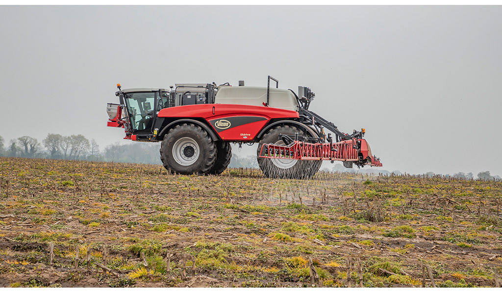 Vicon and Mazzotti agree to continuation of self-propelled sprayer partnership