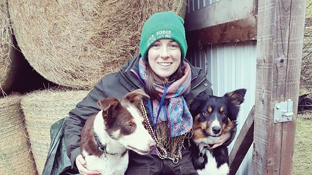 Young Farmer Focus: Michelle Stephenson - 'I love the fact every day is so different and I get to deal with such a variety of farm businesses'