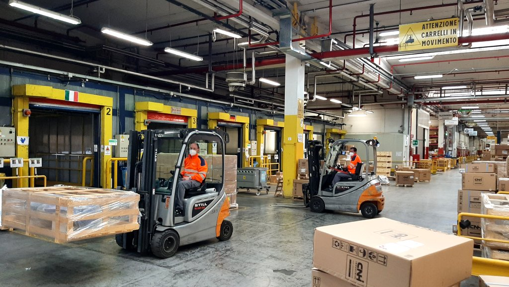 CNH Industrial takes steps to keep up service and support