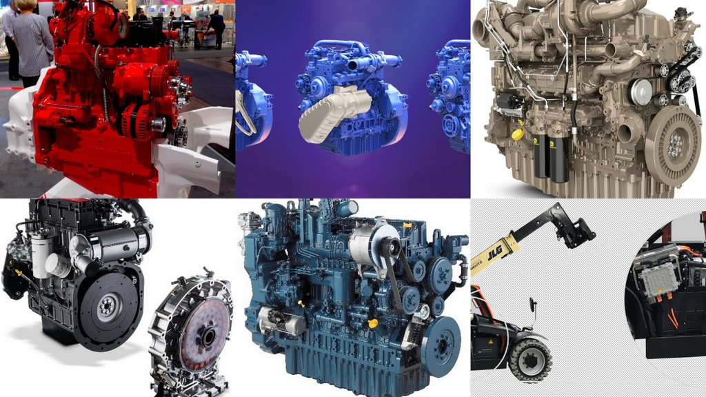 Engine developments: a look at what could soon be powering your farm machinery
