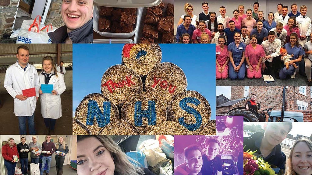 YFCs from across the UK have been helping their local communities.