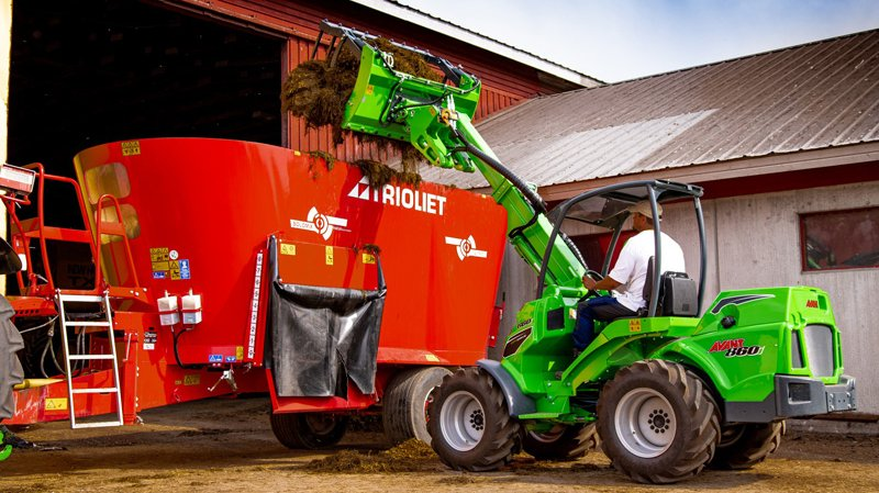 Avant celebrates 21 years in the UK with launch of new loader