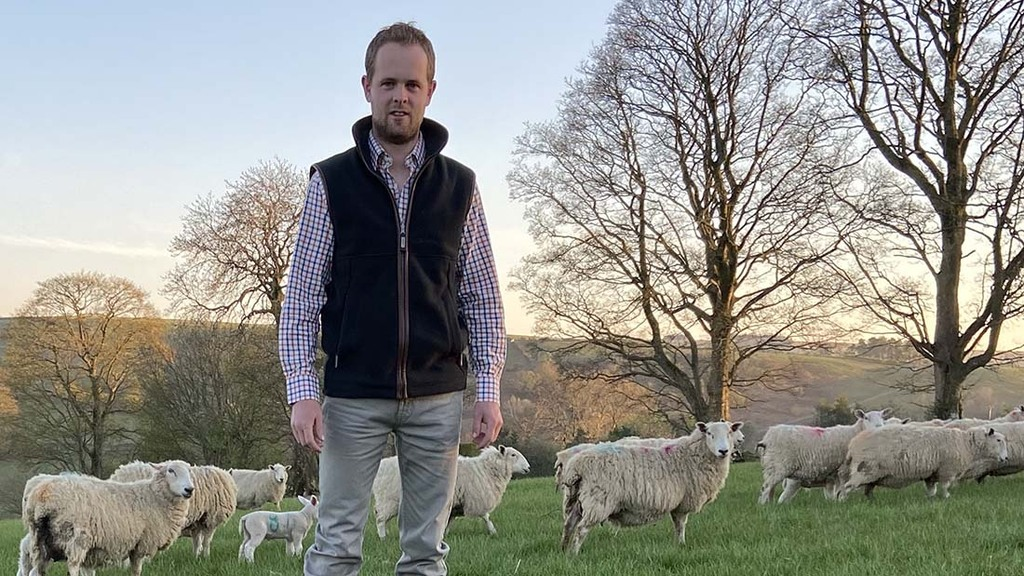 Young Farmer Focus: Chris Newbrook - 'Farming doesn't stop for anything so we must carry on with a sense of pride'
