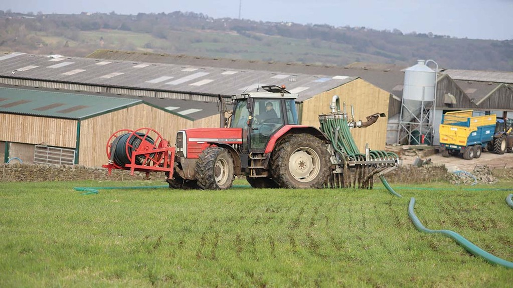 Workshop: How one contractor has built an arsenal of bespoke slurry spreading tools