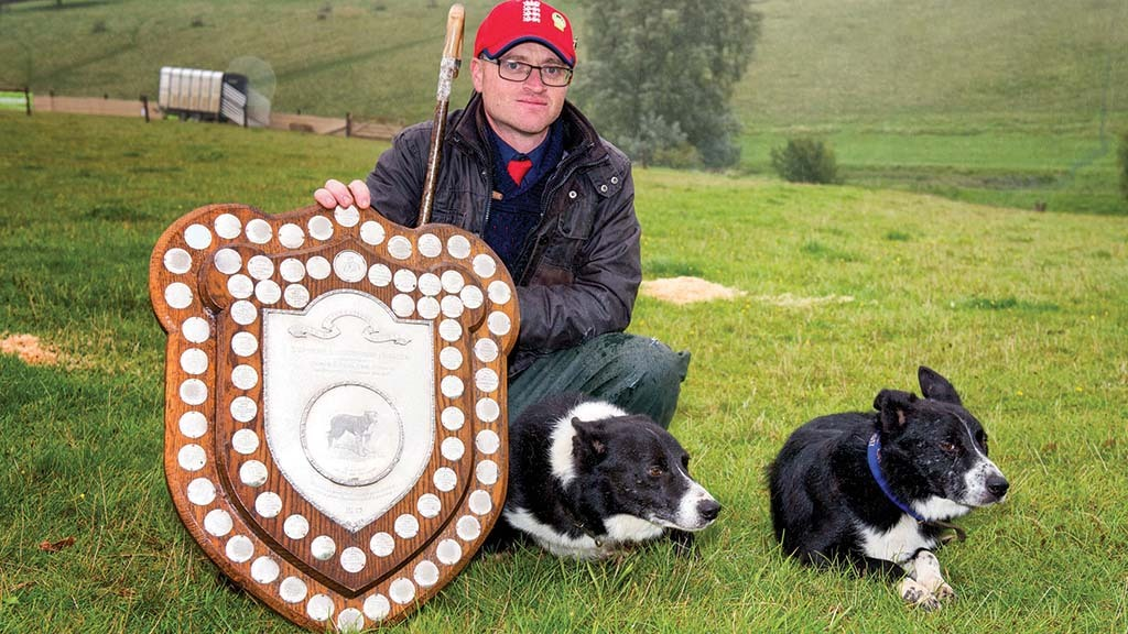 Sheepdog trialler profile: Digital dog training a winning formula for Ricky Hutchinson
