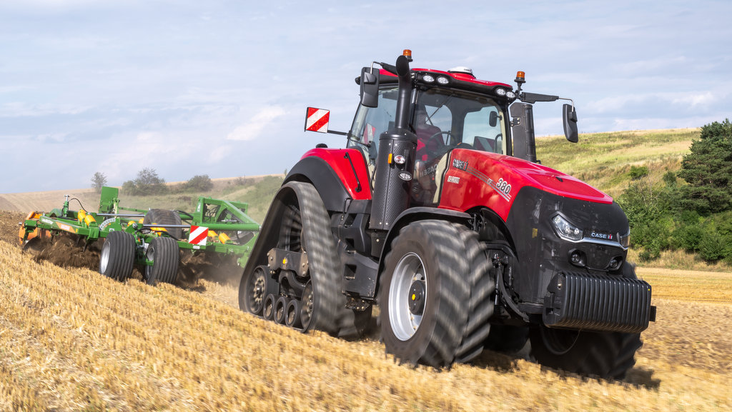 Dealership developments: Sharmans Agriculture appointed as Case IH dealer