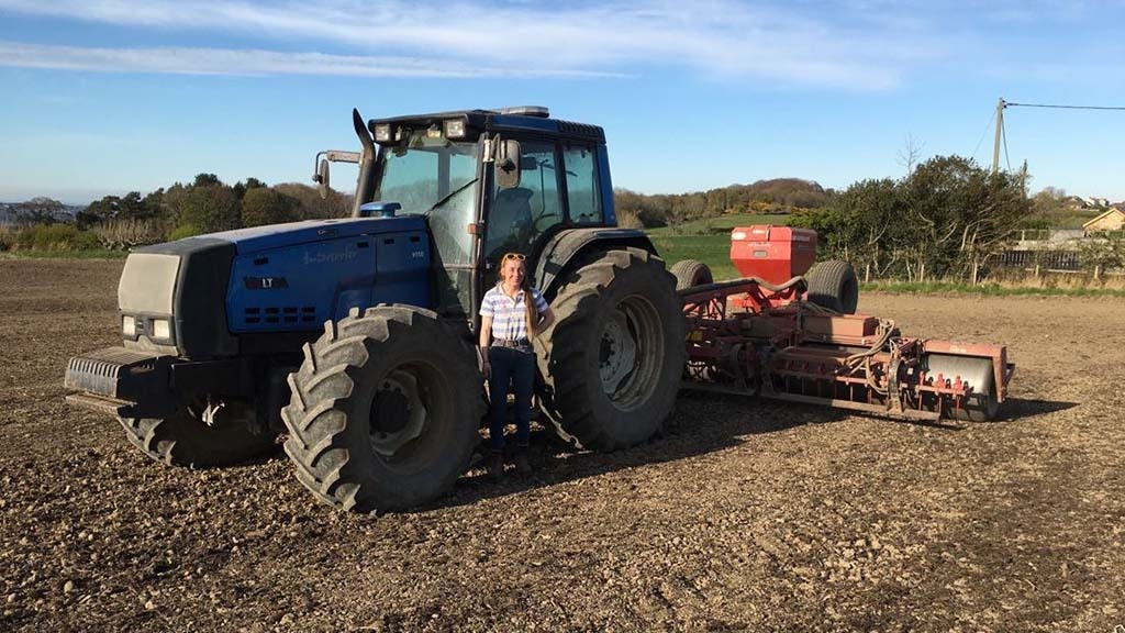 Young farmer launches campaign to showcase 'vital' work of industry
