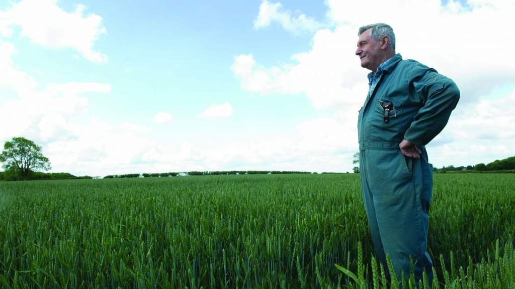 Older farmers can feel embarrassed when showing their true feelings