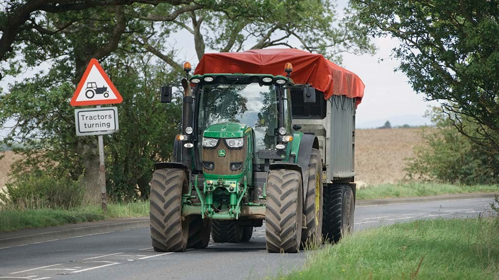 Call to reinstate tractor tests to aid food production effort