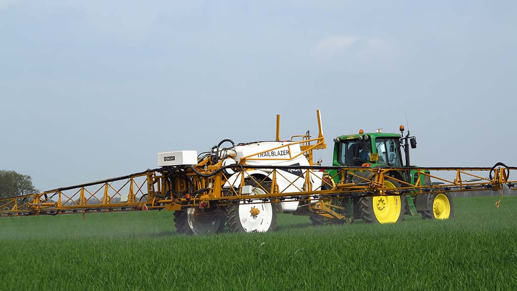 Knight Farm Machinery adds entry level option to TrailBlazer range of trailed sprayers