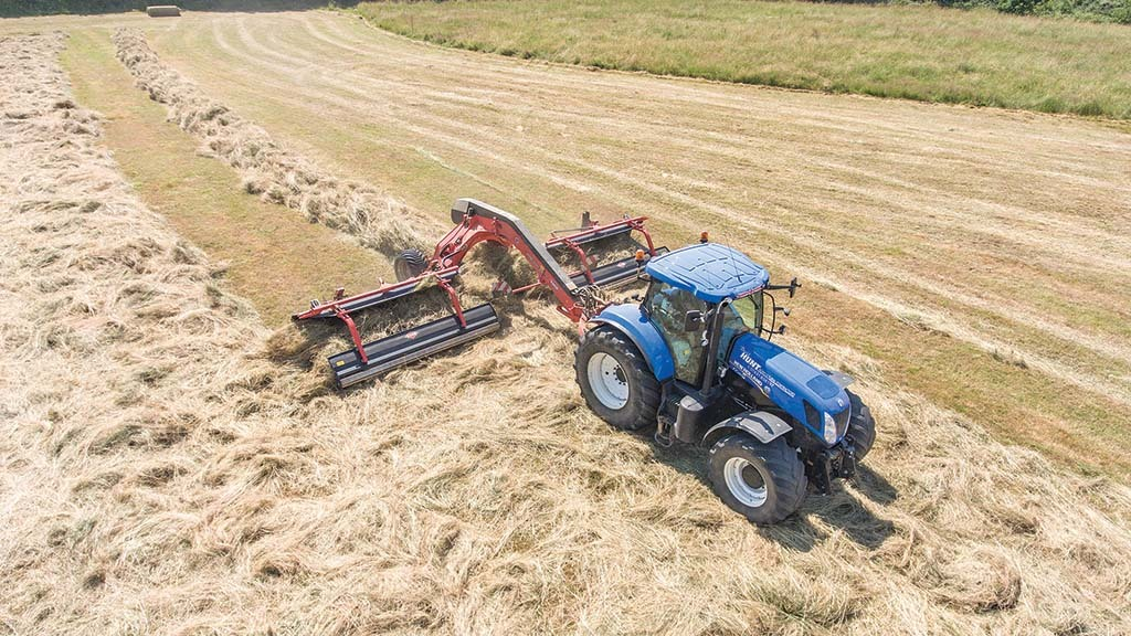 User story: Kuhn's Merge Maxx merging method leaves stones on the ground