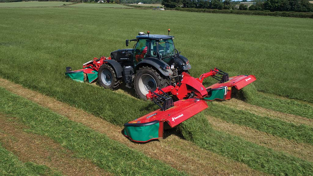 Grassland and muck machinery developments: Mowers, tedders and rakes