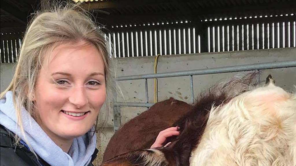 Young Farmer Focus: Isla Soutter – 'I am very interested in how pedigree breeding can fit within the commercial industry'