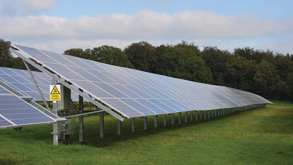 Solar farm leasing is for the long-term
