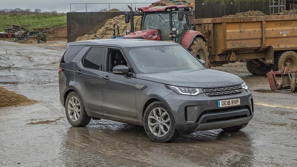 On-test: Is Land Rover's Discovery Commercial a credible alternative?