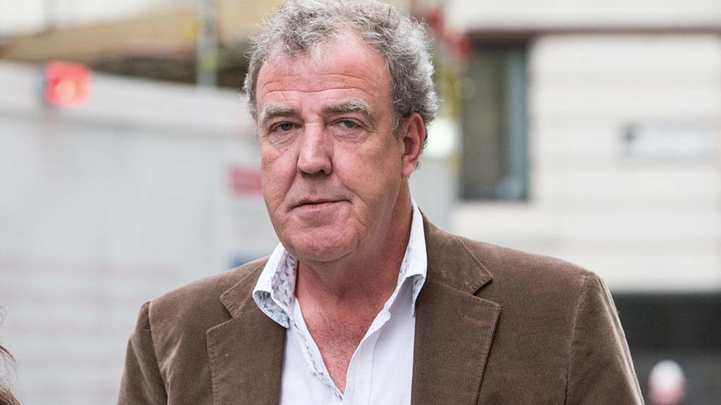 Jeremy Clarkson buys 9 tonne Lamborghini tractor as part of farming venture
