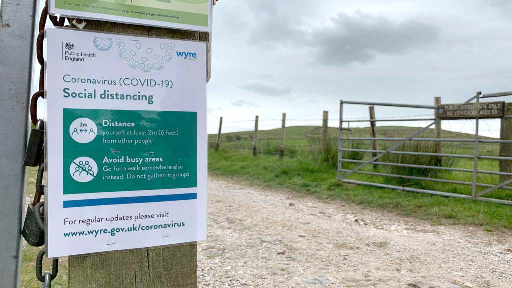 Farm group demands walkers 'respect' countryside